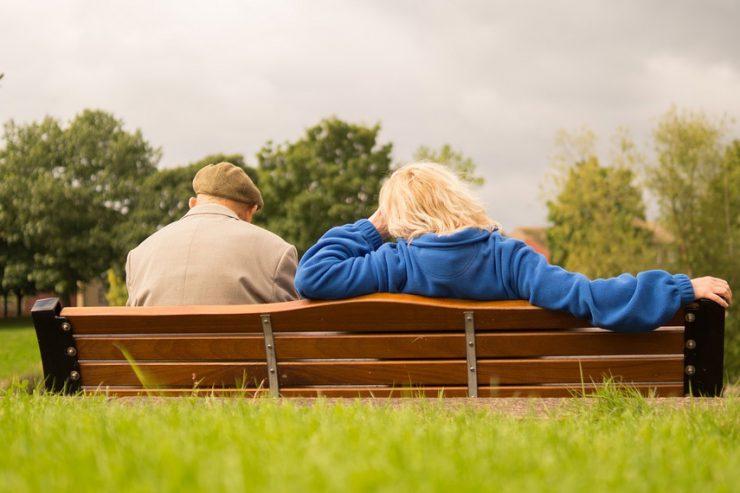 alzheimers dementia elderly man