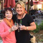 dr. hoppe mom wine tasting
