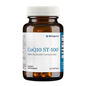 metagenics coq10 st 100 coenzyme