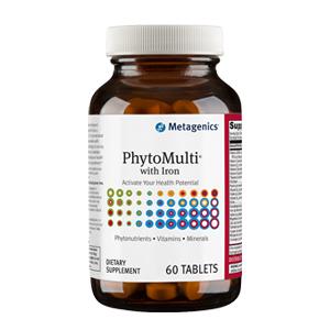 metagenics phytomulti vitamin iron